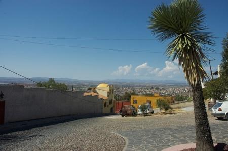 view of San Miguel de Allende